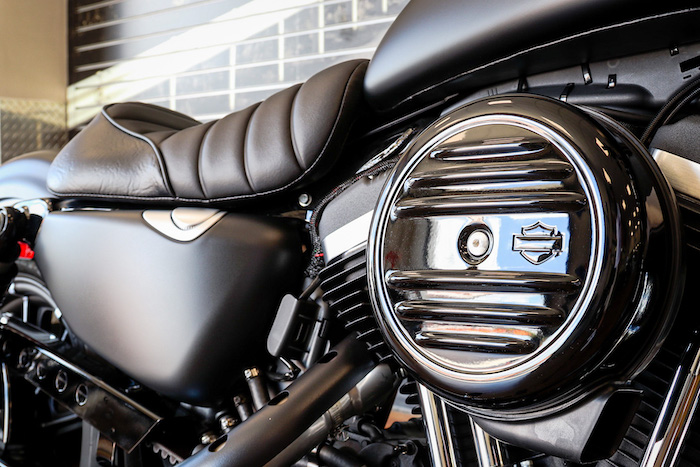 Heroes Ride Giveaway | Win This 2020 Harley-Davidson Iron 883